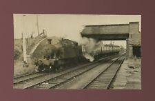 Railway Wales Denbighshire TOWYN Engine #4575 Photograph taken 1953