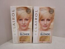 2 CLAIROL BORN BLONDE - ULTIMATE BLONDING ALL HAIR SHADES MM 19991