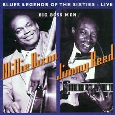 Willie Dixon/Jimmy Reed - Big Boss Men (NEW CD)
