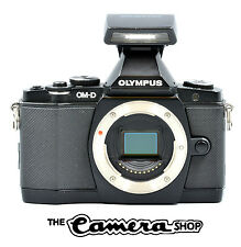 Olympus OM‑D EM‑5 16.1 MP Mirrorless Digital Camera - Black (Body Only)