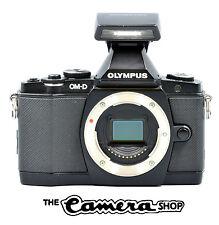Olympus OM‑D EM‑5 16.1 MP Mirrorless Digital Camera - Black (Body Only)