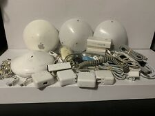 Genuine Lot Of Apple Accessories Remotes AC Power CableS Computer Mouse Mice