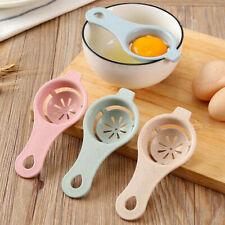 Egg Yolk Separator Divider Strainer Tool Holder Seperater Kitchen Cook Utensil