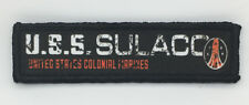 1x4 Aliens movie USS Sulaco Colonial Marines Morale Patch Tactical Military
