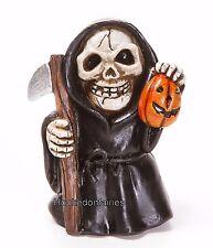 Grim Reaper Figurine DA 30034847 Miniature Fairy Garden Dollhouse