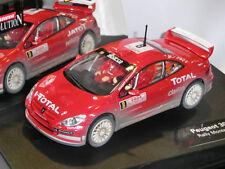 Peugeot 307 WRC Rally Montecarlo 2004 efecto sucio Carrera Ref. 25732