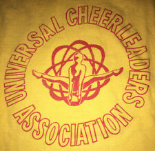Vintage Universal Cheerleaders Association T Shirt Medium