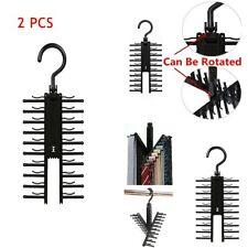 Adjustable Cross X Hangers Tie Belt Rack Organizer Hanger Non-Slip Holder