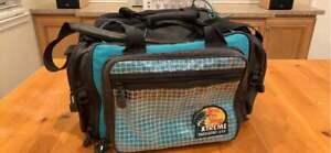 Vintage Bass Pro Shops Xtreme President 370 Tackle Bag