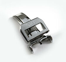 18mm SS 316L Deployment Buckle Clasp For IWC Watch