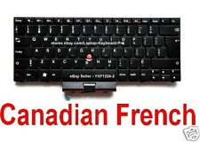 Lenovo Thinkpad Edge 13 E30 E31 Keyboard - 60Y9475 60Y9510 - CF Canadian French