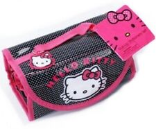 New - HELLO KITTY Toiletry MAKE-UP Jewelery ROLL-UP BAG Cosmetic Travel SANRIO