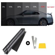 Car Black Pro Car Home Glass Window Tint Tinting Film Roll 50cm*3m 50% VLT New