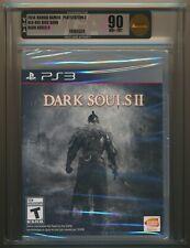 Dark Souls II (Sony PlayStation 3, 2014) New Sealed Gold ps3 VGA 90 NM+/MT