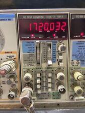 New Listingtektronix Dc 503a Universal Countertimer Plug In Module Working