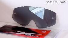 EKS Brand SMOKE Single Pane GOX Replacement Goggle Lens 067-40150