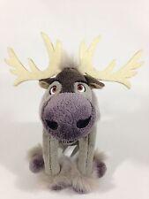 "Disney Frozen Movie SVEN the Talking Reindeer Plush Stuffed Toy 8"" Just Play"