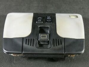 # MERCEDES C CLASS W202 CENTER SUNROOF DOME LIGHT READING LAMP SWITCH TRIM