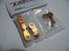 "GPM XV048 Alloy Steering with Ball Bearing "" Orange "" TAMIYA XV01"