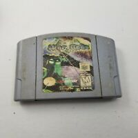 AUTHENTIC Nintendo N64 War Gods Cartridge ONLY Tested - a