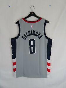 NWT Men's Rui Hachimura Washington Wizards Nike Swingman Jersey (Large)