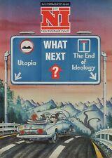 THE NEW INTERNATIONALIST No. 213 (November 1990) IDEAS, IDEOLOGY & THE FUTURE