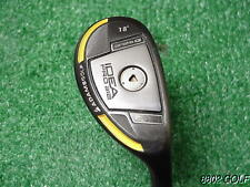 Nice Adams Golf Idea Pro A12 Hybrid 18 degree Wood Matrix Ozik Altus Stiff