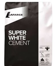 White Cement - Lafarge Super White Small Packs 1-2kgs
