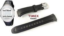 Timex Pulsera de repuesto t5k607 Ironman traditional 10 lap - 16/24mm Band