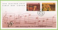 New Zealand 1996 Centenary of Symphony Orchestra First Day Cover