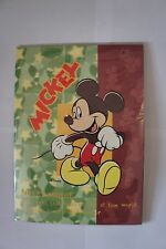Mickey Mouse Writing Sheet, Envelopes, Stickers, Bookmarks, Mini Gift Card