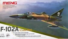 Meng Models 1:72 Convair F-102A (Case XX) Aircraft Model Kit