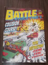 BATTLE WITH STORMFORCE JULY 11 1987 BRITISH WEEKLY COMIC^