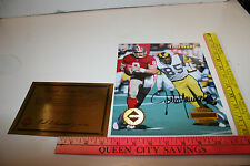 1996 Collector's Edge Time Warp Vintage Auto Steve Young Jack Youngblood
