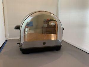 Vintage Sunbeam Toaster Warmer 2 Slice Model T9  Art Deco for parts or repair