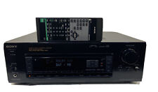 Sony STR-D715 Audio Video Control Center AM FM Home Theater 5.1 ChaRemote Bundle