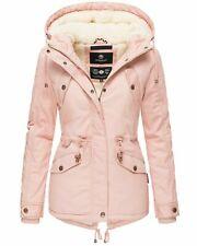 neues Konzept a1871 47c03 Parka Damen Rosa günstig kaufen | eBay