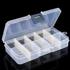 1 X boîte Réglable avec compartiment amovible