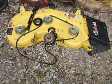 """John Deere SST18 48C (48"""") Mower Deck-Clean-USED"""