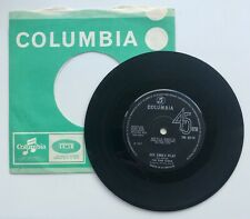 "PINK FLOYD See Emily Play & Scarecrow ORIGINAL COLUMBIA 7"" Single DB 8214 EX"