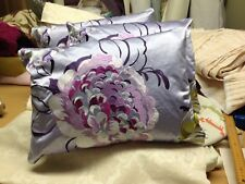 Designer Guild Mararhi Amethyst Silk Cushion