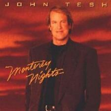 Tesh, John : Monterey Nights CD DISC ONLY #N11A