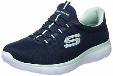 Skechers New Ladies Memory Foam Slip On Trainers Shoes RRP £77 UK Sizes 3-8