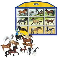 Breyer Stablemates-Chevaux Collection Shadow Box Cheval Toys (#5425) 1:32