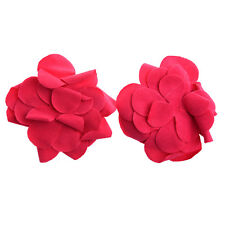 Flower Decorated Baby Girl Cotton Pram Barefoot Shoes Infant Socks Peach K1G3