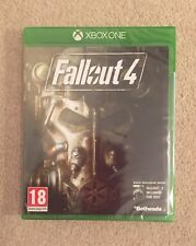 Fallout 4 Xbox One. Brand new factory sealed. Includes Fallout 3 Download