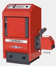 Atmos Pelletkessel P 21. 4 - 19,5 KW für Pufferspeicher Speicher Förderfähig