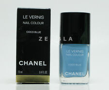 Les Jeans de CHANEL NAIL POLISH *COCO BLUE* LIMITED EDITION NEW IN BOX