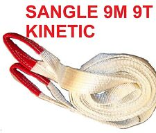 NE PARTEZ PAS SANS ELLE! ENORME SANGLE KINETIC 9T 9M! INCASSABLE ET SANS DANGER
