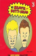 Beavis and Butt-head - The Mike Judge Collection, Vol. 3, Excellent DVD, Thomas
